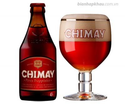 Bia chimay đỏ 7% - chai 330ml