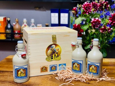 Bia St. Paul Speciale 5.5% – Chai sứ 500ml