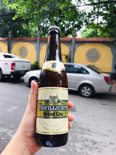 Bia Hoegaarden Grand Cru 8.5%-Chai 330ml
