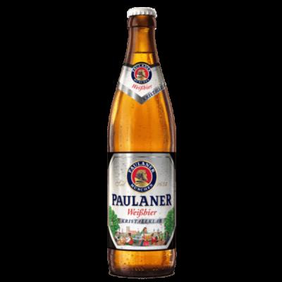 Bia Paulaner Hefe Weissbier 5.5%-chai 500ml