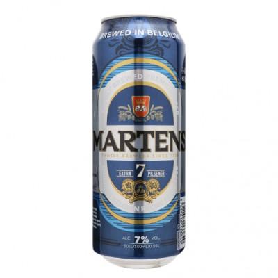 Bia Martens Extra 7%-lon 500ml