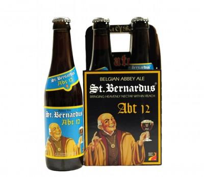 Bia St. Bernasdus ABT12 10.5% - chai 330 ml