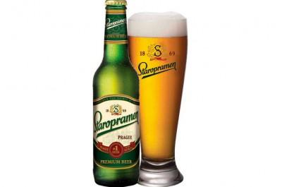 Bia Staropramen 5%– chai 330ml