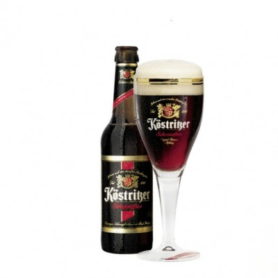 Bia Kostritzer 4,8% - chai 330 ml
