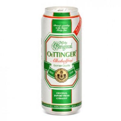 Bia chay Oettinger 0,5%-lon cao 500ml