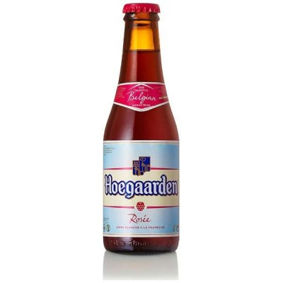 Bia Hoegaarden Rosee 3%-chai 250 ml