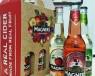 Hộp quà bia hoa quả Magners giá hợp lý cho năm Mậu Tuất