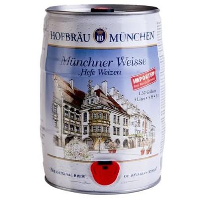 Bia Hofbrau Original 5,1% - Bom 5 lít