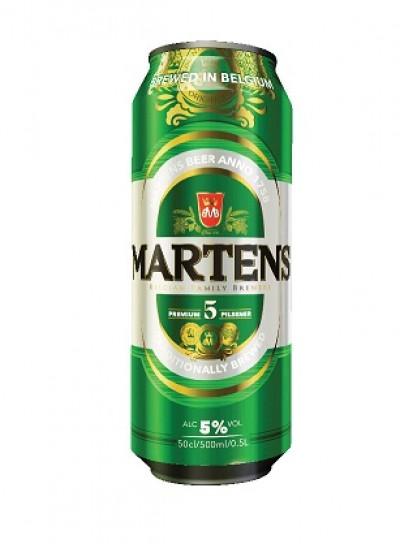 Bia Martens Pils 5%-lon500ml
