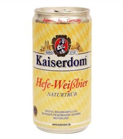 Bia Kaiserdom Hefe Weibber 4,7%-lon250ml