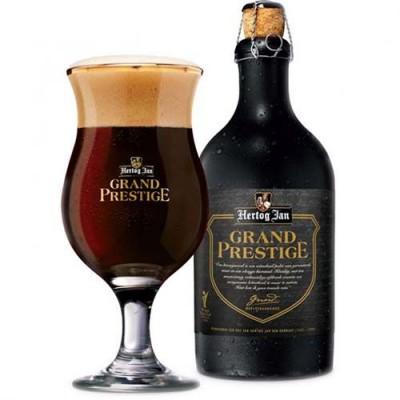 Bia Sứ Hertog Jan Prestige 10,5% -chai 500 ml