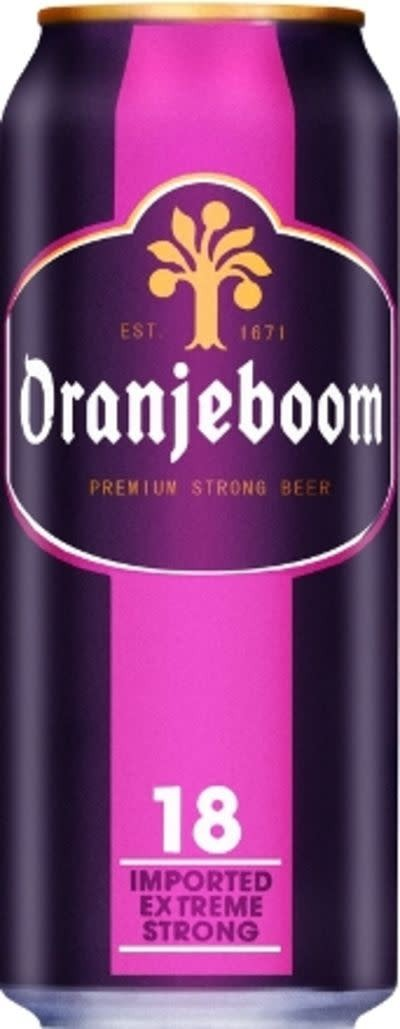 Bia Oranjeboom Extreme Strong 18% -lon 500 ml