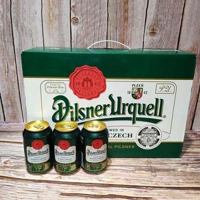 Bia Pilsner Urquell 4,4%-24 lon 330ml