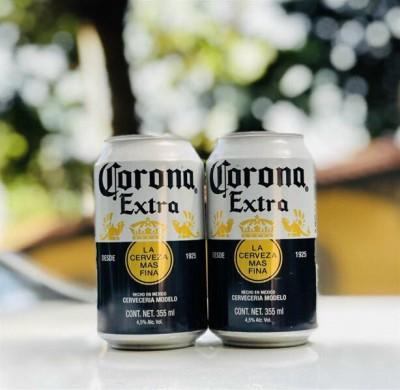 Bia Corona Extra 4,5%- lon 355ml