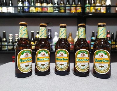 Bia Beerlao Lager-chai 330ml